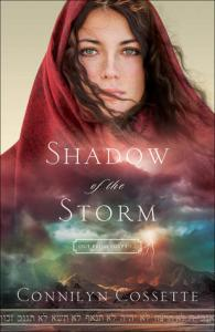 Shadow of the Storm by Connilyn Cossette